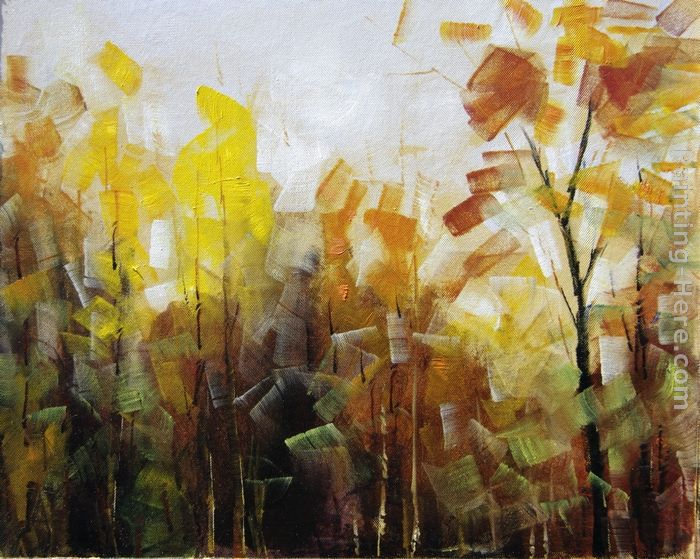 2011 Abstract Landscape Painting Anysize 50 Off Abstract Landscape Painting For Sale