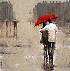 2011 - Red umbrella