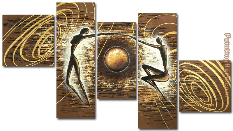 41589 painting - Abstract 41589 art painting