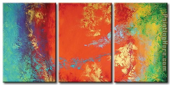 Abstract 91649 Art Painting