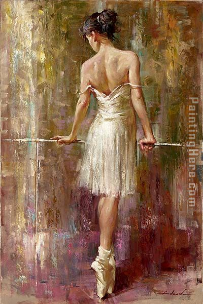 Purity painting - Andrew Atroshenko Purity art painting