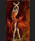 Fiery Dance by Andrew Atroshenko