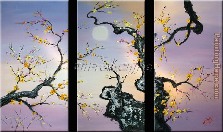 CPB0401 painting - Chinese Plum Blossom CPB0401 art painting