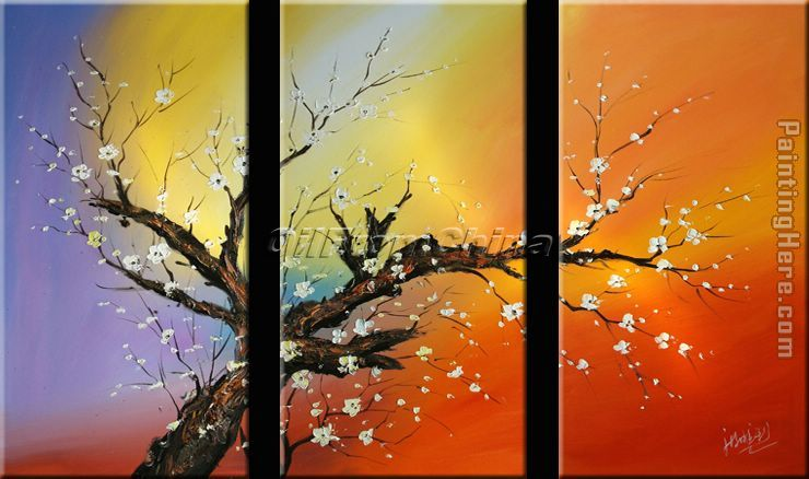 Chinese Plum Blossom CPB0402 Art Painting