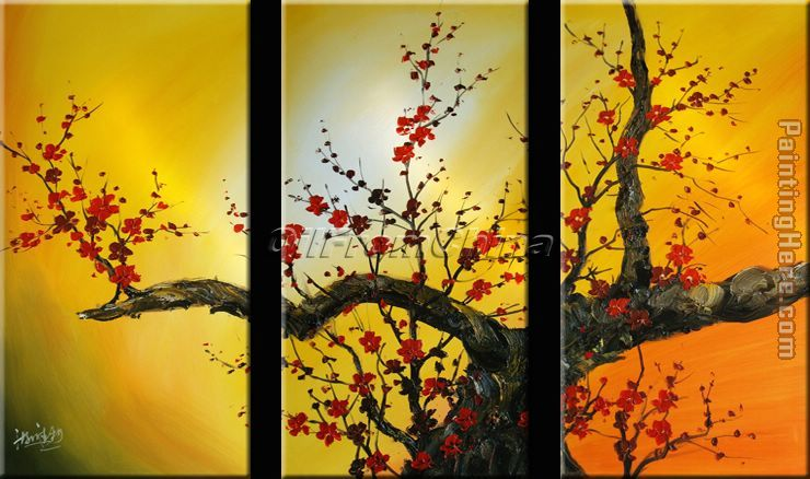 CPB0404 painting - Chinese Plum Blossom CPB0404 art painting