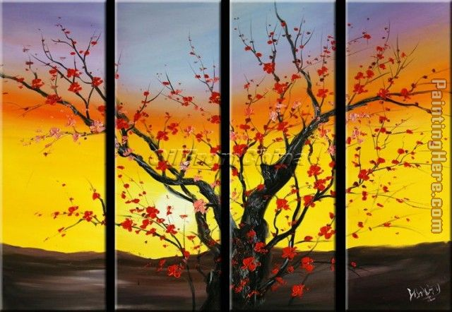Chinese Plum Blossom CPB0407 Art Painting