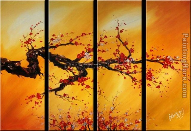 CPB0408 painting - Chinese Plum Blossom CPB0408 art painting