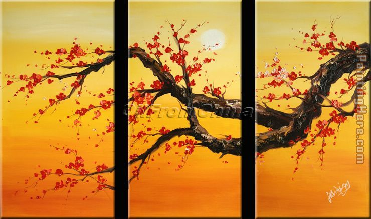 CPB0409 painting - Chinese Plum Blossom CPB0409 art painting