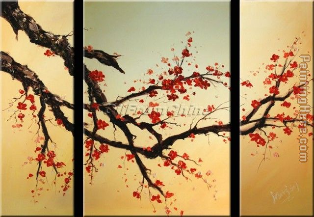 CPB0414 painting - Chinese Plum Blossom CPB0414 art painting