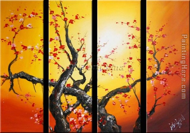 CPB0415 painting - Chinese Plum Blossom CPB0415 art painting