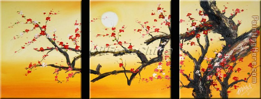 CPB0416 painting - Chinese Plum Blossom CPB0416 art painting