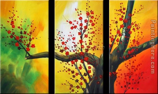 CPB0417 painting - Chinese Plum Blossom CPB0417 art painting