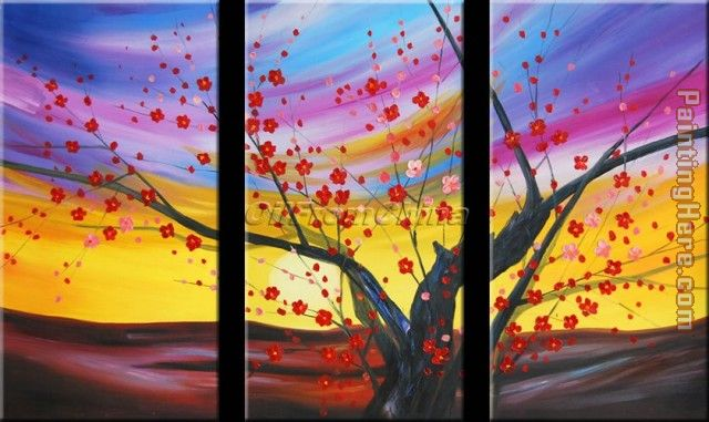 CPB0418 painting - Chinese Plum Blossom CPB0418 art painting