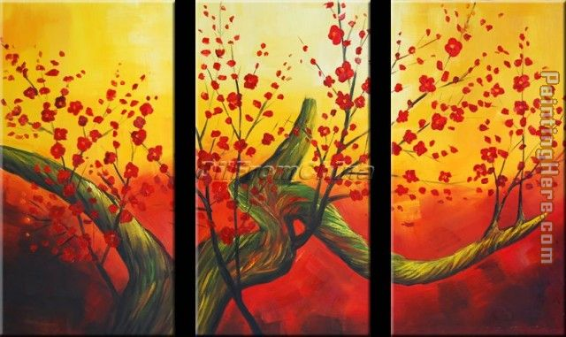 CPB0420 painting - Chinese Plum Blossom CPB0420 art painting