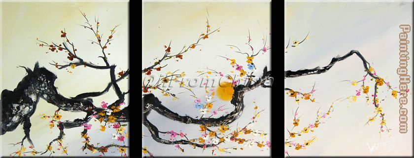 Chinese Plum Blossom CPB0421 Art Painting