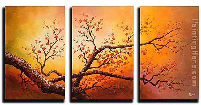 CPB0423 painting - Chinese Plum Blossom CPB0423 art painting