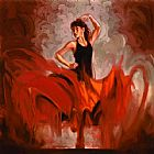 Crescendo I by Flamenco Dancer