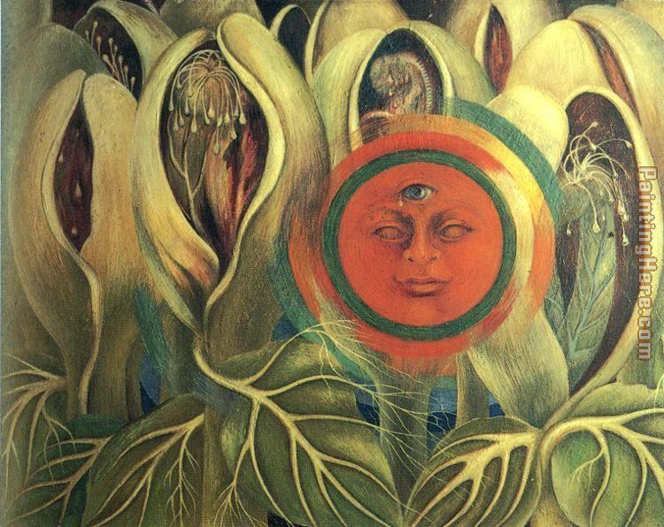 Image result for painting frida kahlo
