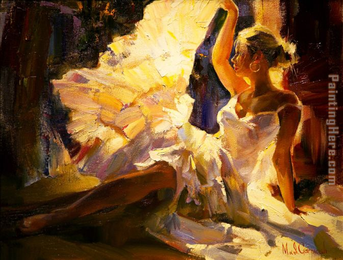 Garmash angel painting anysize 50 off angel painting for Angel paintings for sale