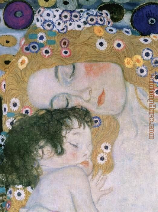 Three Ages of Woman - Mother and Child (detail III)