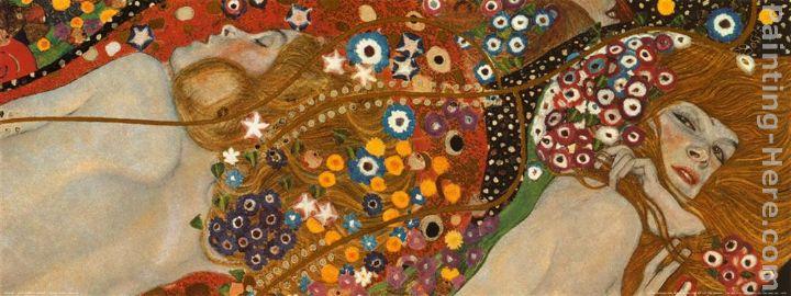 Gustav Klimt The Beethoven Frieze Painting Anysize 50 Off