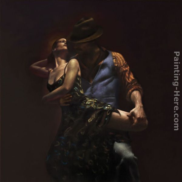Hamish Blakely Only With You Art Painting