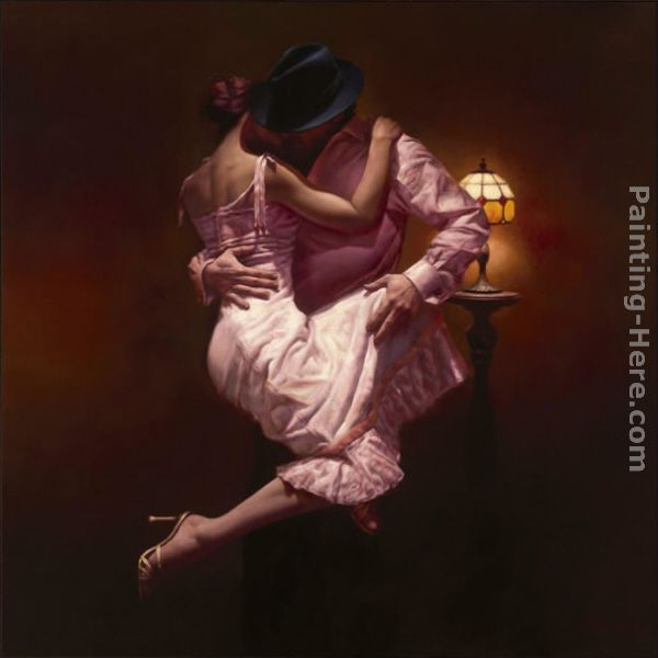 The Dreamers painting - Hamish Blakely The Dreamers art painting