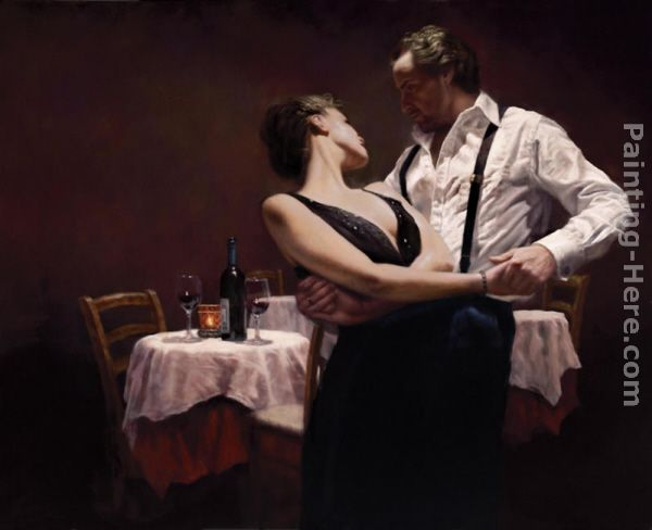 When We Were Young painting - Hamish Blakely When We Were Young art painting