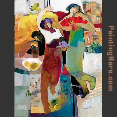 Hessam Abrishami Self Expression Painting anysize 50% off