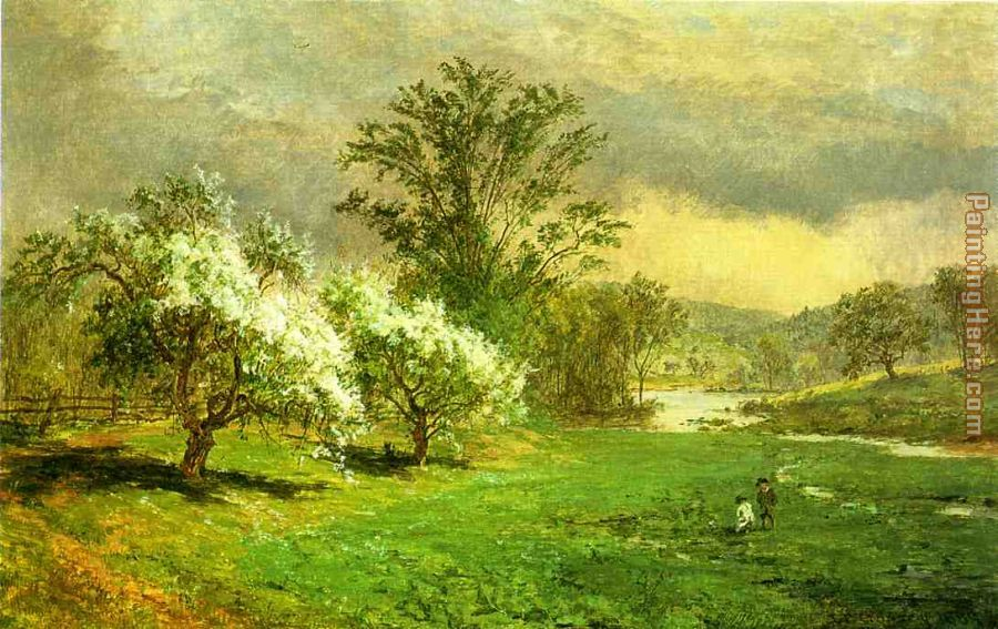 Cropsey Paintings, Cropsey Reproductions, Biography
