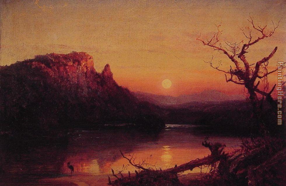 Online Painting Workshop 44 : California Cliffs.