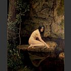 The Water Nymph by John Collier