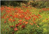 In Poppyland by John Ottis Adams