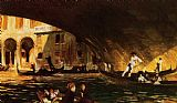The Rialto by John Singer Sargent
