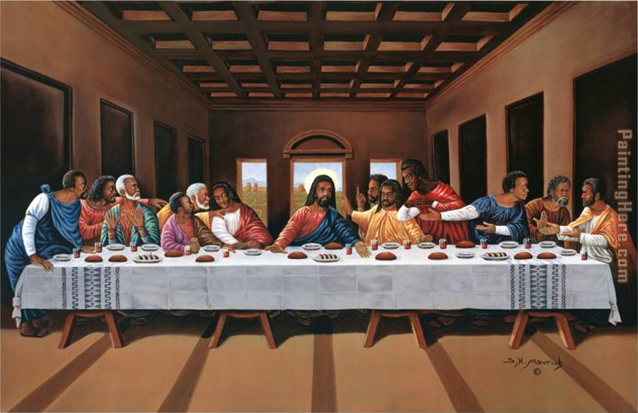 Picture Of The Last Supper Painting 70 Off