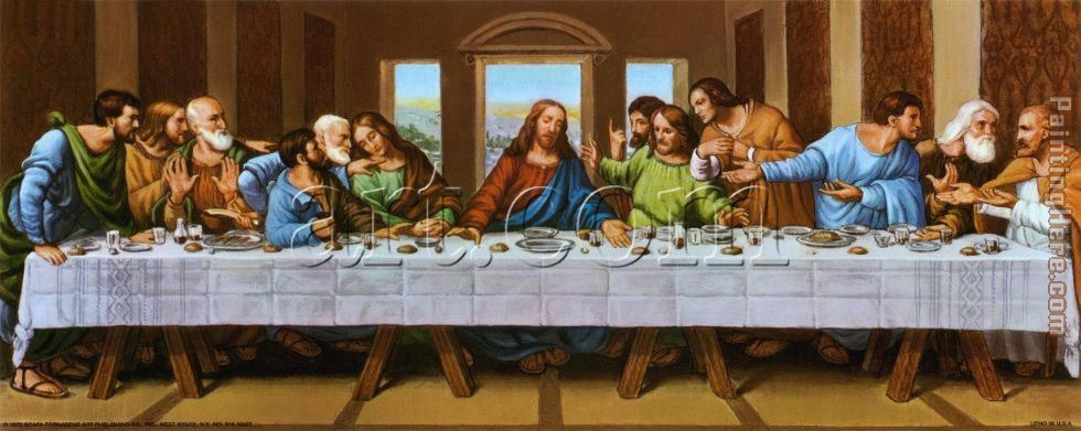The Picture Of Last Supper Painting 70 Off