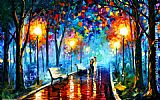 MISTY MOOD by Leonid Afremov