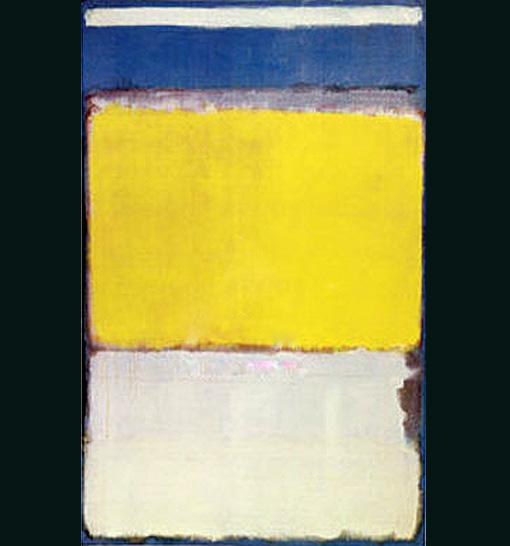 Number 10 painting - Mark Rothko Number 10 art painting