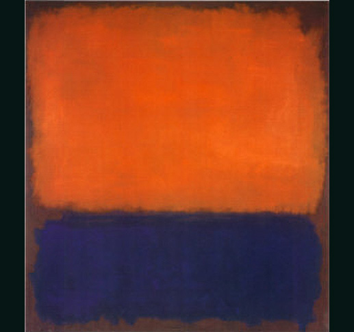 Number 14 1960 painting - Mark Rothko Number 14 1960 art painting