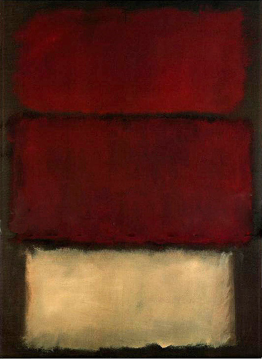 Untitled 1960 painting - Mark Rothko Untitled 1960 art painting