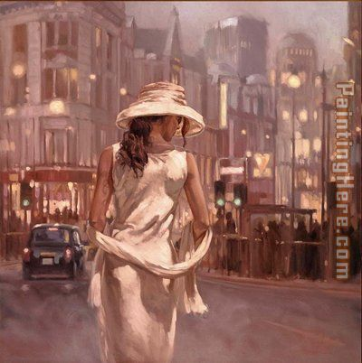Timeless Beauty painting - Mark Spain Timeless Beauty art painting