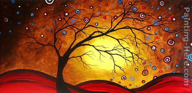 Vanished Dream painting - Megan Aroon Duncanson Vanished Dream art painting