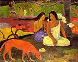 Joyousness by Paul Gauguin
