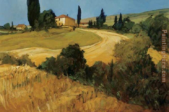Philip Craig Bella Toscana Painting Anysize 50 Off Bella Toscana Painting For Sale