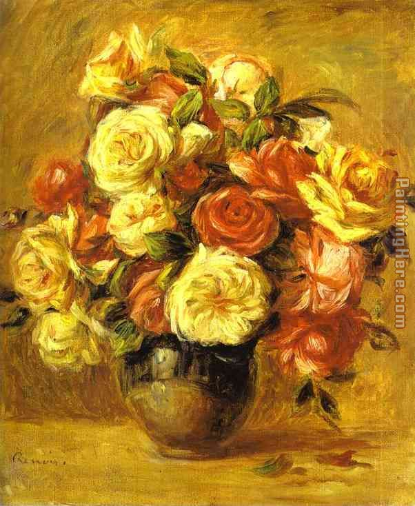 Bouquet of Roses (Bouquet de roses)