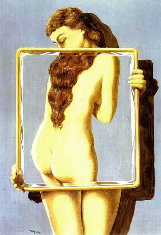 Dangerous Liaisons painting - Rene Magritte Dangerous Liaisons art painting