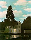 The Empire of Light by Rene Magritte