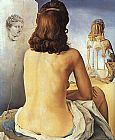 My Wife,Nude by Salvador Dali