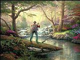 It doesn't get much better by Thomas Kinkade