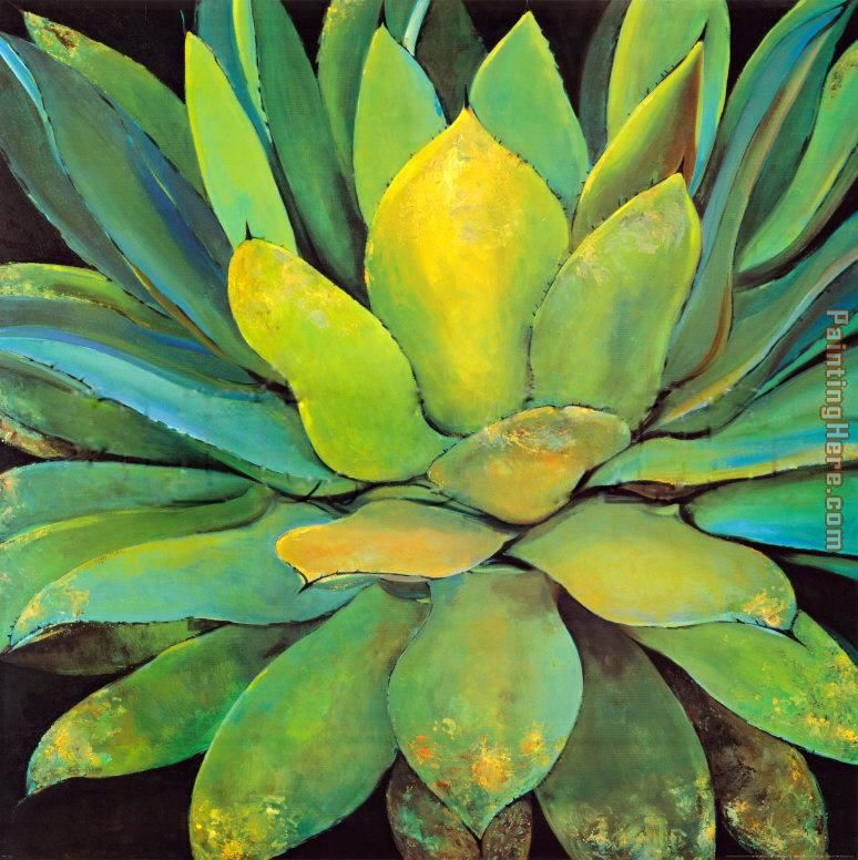 Jillian David Agave painting - Unknown Artist Jillian David Agave art painting